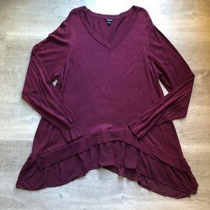 Torrid Knit Tunic size 4